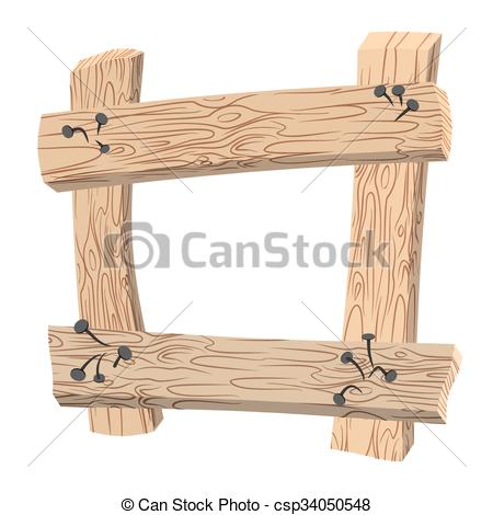 Planks clipart wooden stick Rusty stick Vector wooden Old