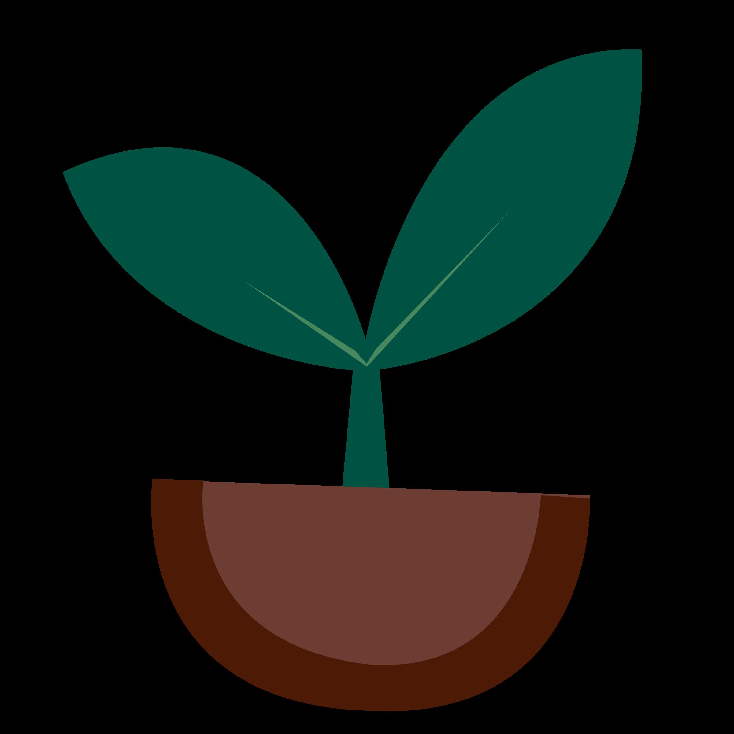 Plant clipart Art tiny plant free clipart