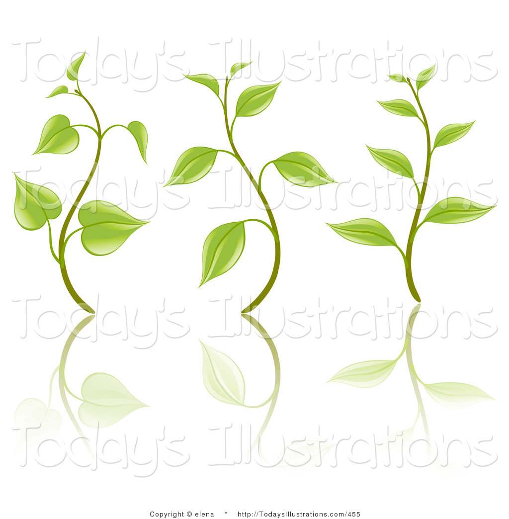 Plant clipart plant sprout Clipart of a of Digital