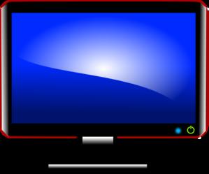Plasma clipart Clker clip Clip Plasma Tv
