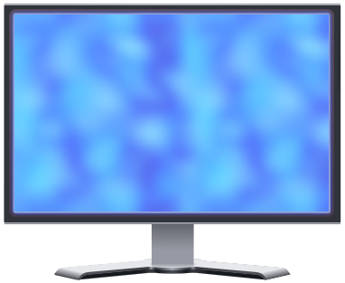 Plasma clipart Pages Domain Monitor Free Computer