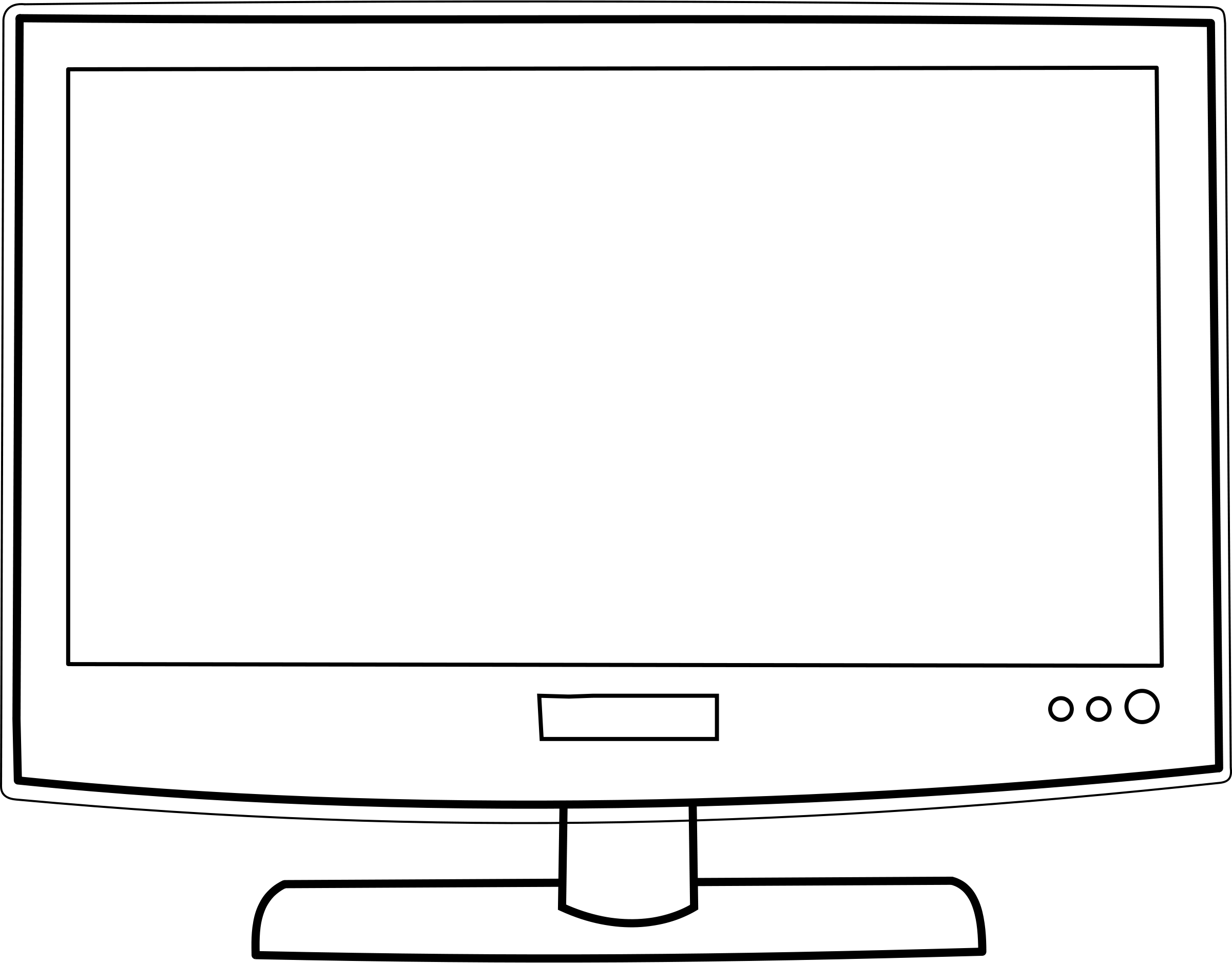 Display clipart plasma tv Images Tv Clipart Free Clipart