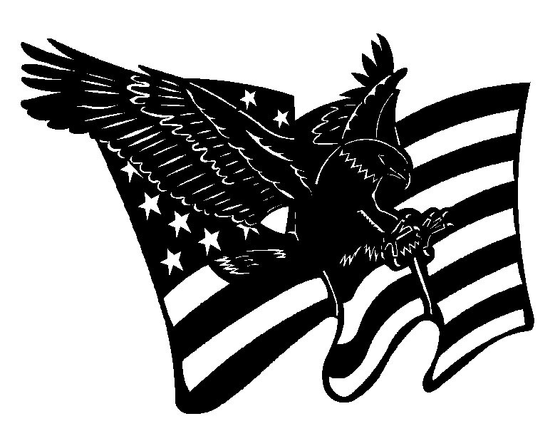 Plasma clipart black and white Flag American DXF this Like