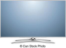 Plasma clipart led tv #5