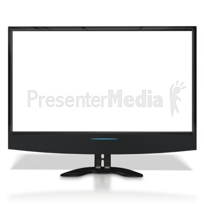 Display clipart flat screen tv With Education Screen See TV