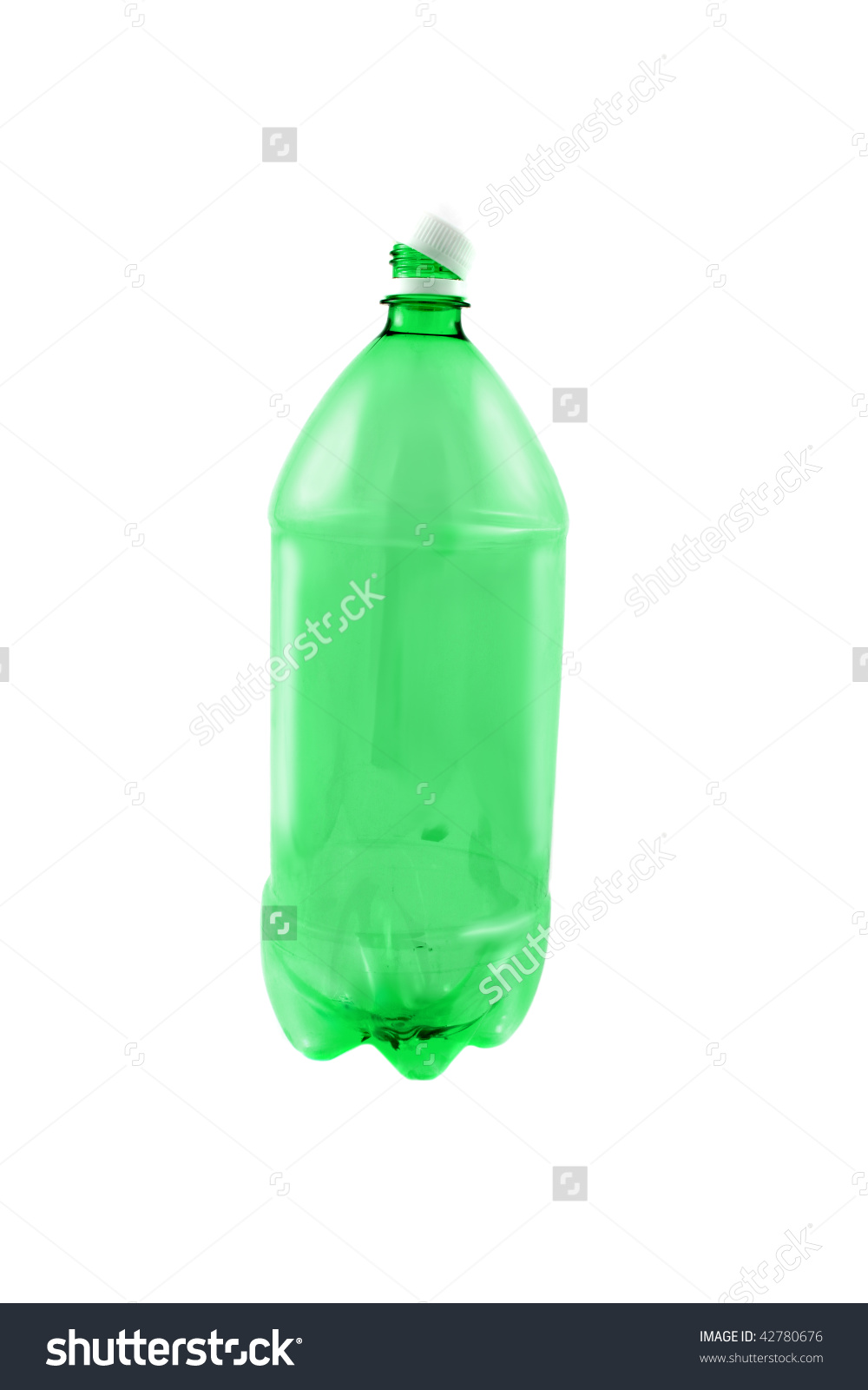 Plastic clipart 2 liter Liter Two Bottle empty soda