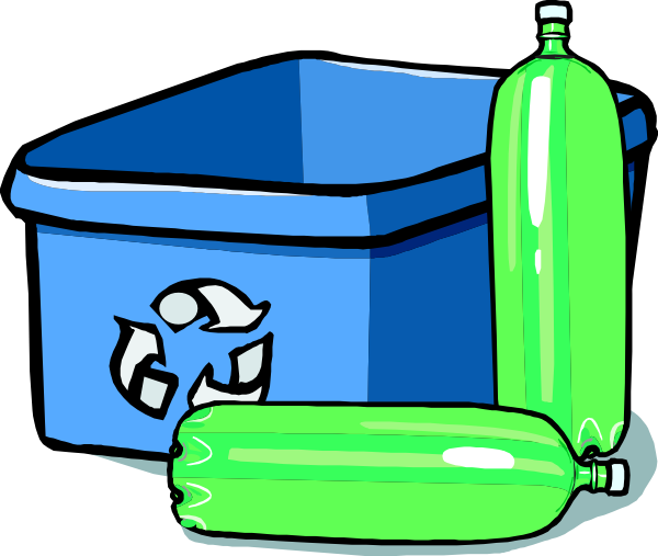 Plastic clipart 2 liter Recycling clipart Collection  Black
