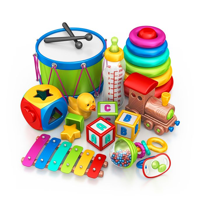 Plastic clipart childrens toy #1