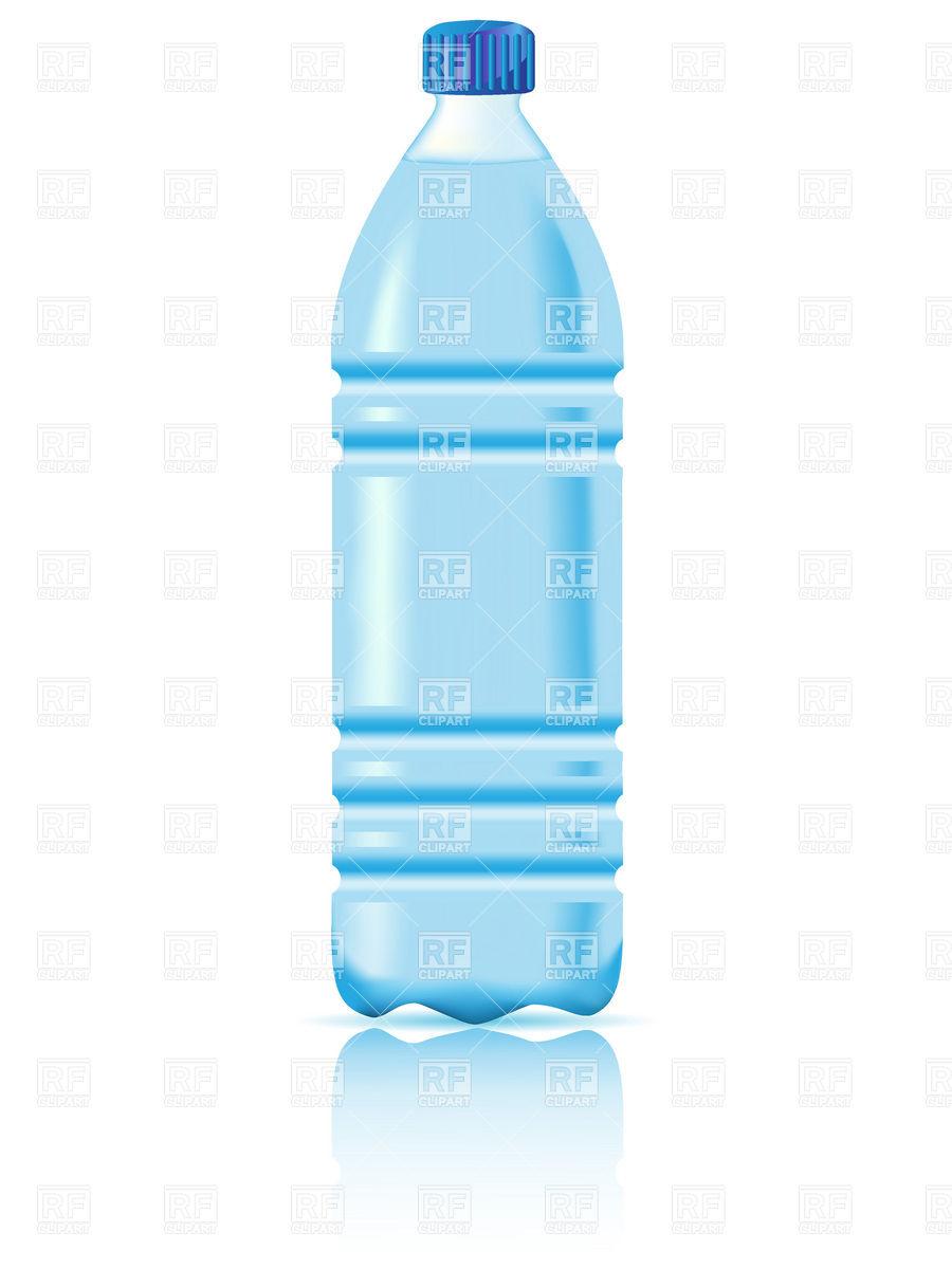 Bottle clipart free water Of Plastic Three bottle Plastic