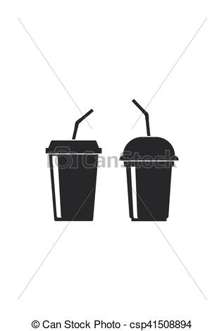 Plastic clipart juce Juice Drink or or icon