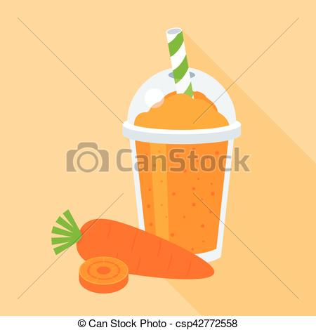 Plastic clipart juce In Carrot or plastic or