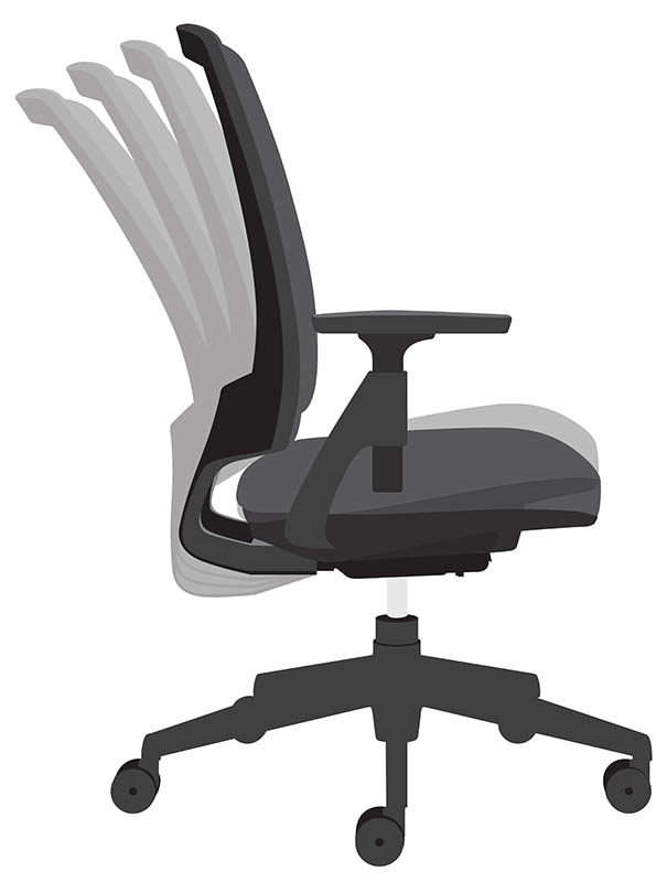 Plastic clipart lota CeOffice Seating HON Lota Chair