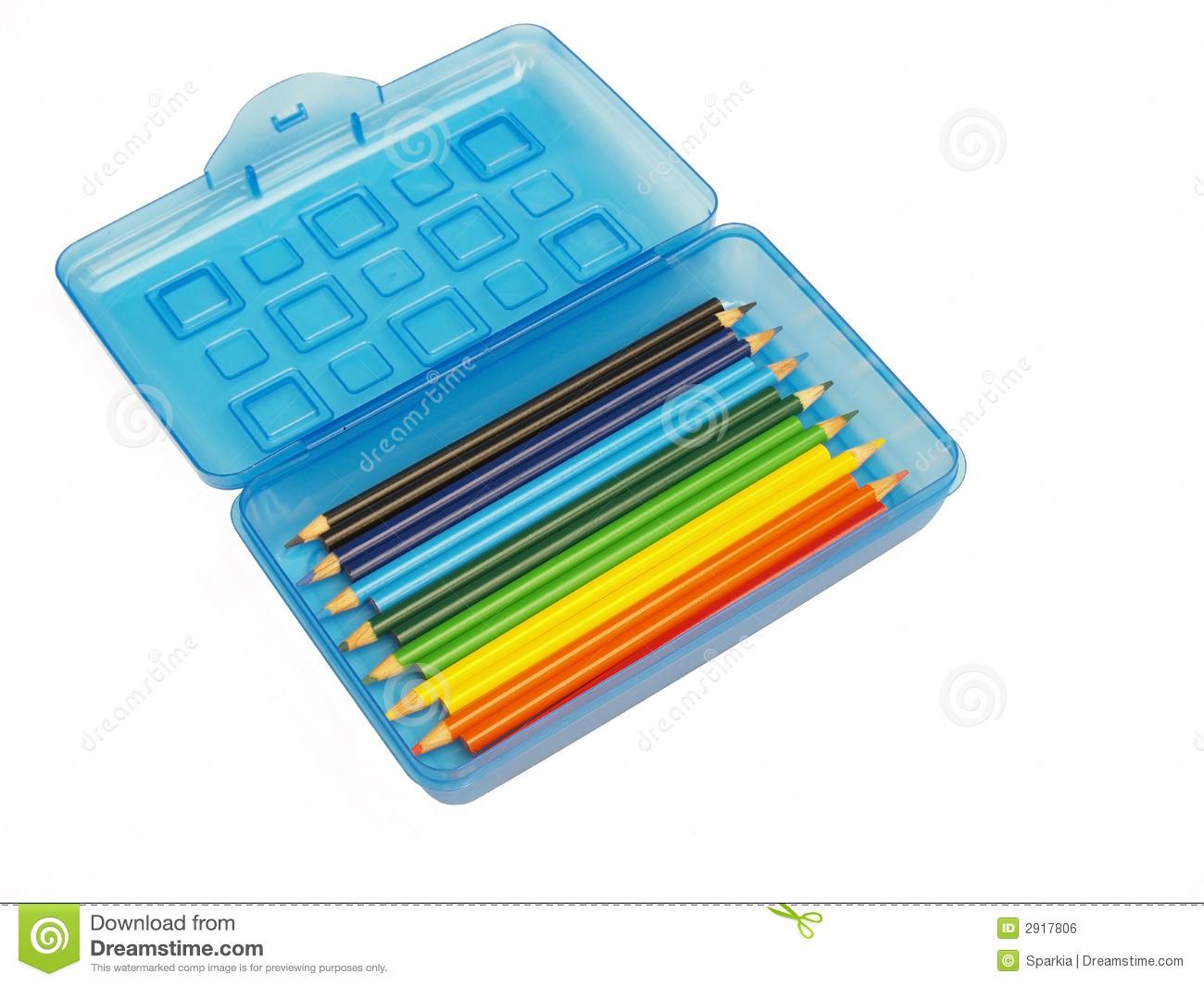 Pencil clipart pencil case Clipart Clipart Box Images plastic%20crayon%20box%20clipart