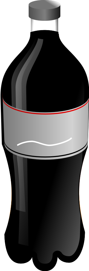 Bottle clipart soda can Clipart Zone bottle plastic can