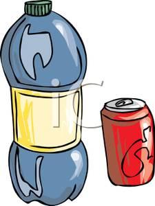 Bottle clipart soda can Soda IMGFLASH Plastic Art Clip