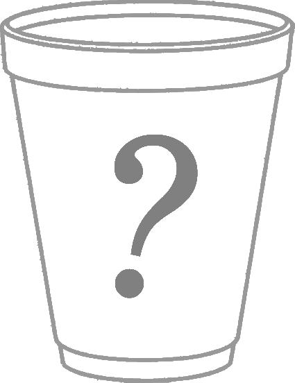 Plastic clipart styrofoam cup #4