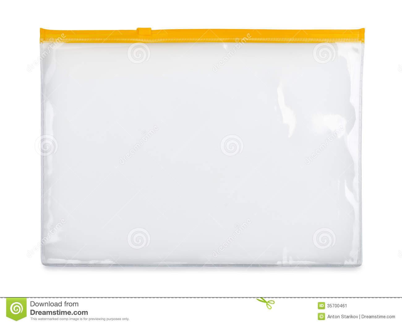 The bags Ziplock  Cliparts
