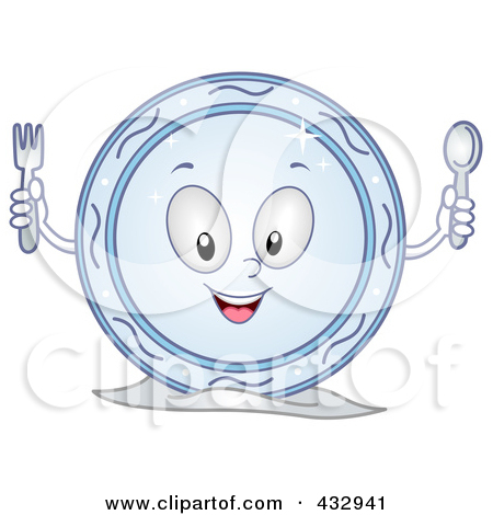 Plate clipart clean dish Dishes Clipart plate clean clip