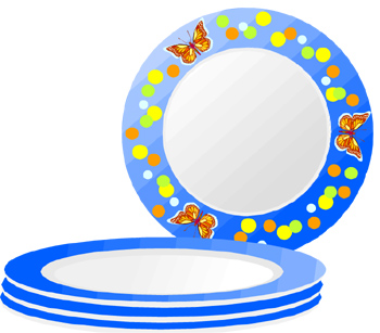 Plate clipart clean dish 1Funny Can – Cold Dishes?