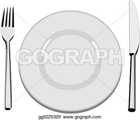 Plate clipart clip Plate large Royalty rim plate