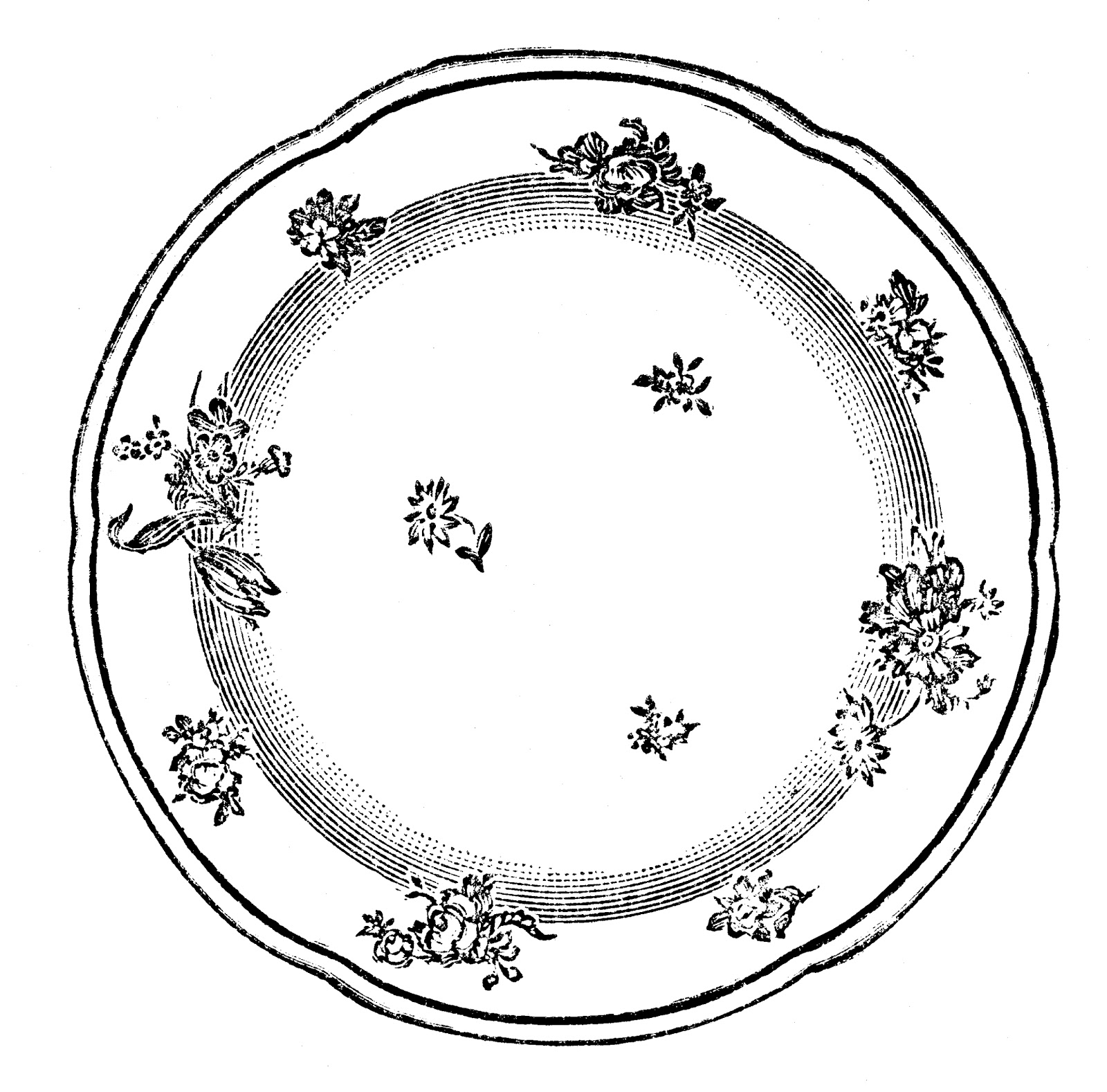 Plate clipart clip Images: clipart and Free art