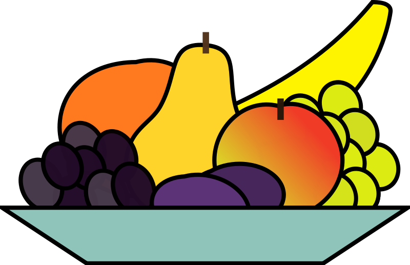 Grape clipart healthy food And Fruits Clipart  Vegetables