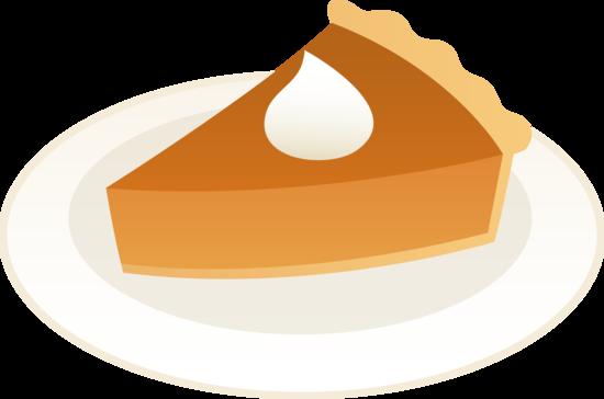Pie clipart sliced Slice on kid clip pie