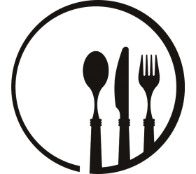 Plate clipart dining Clipart Residential plate – dinner