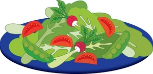 Covered clipart food platter Healthy Images clipart spaghetti Clipart