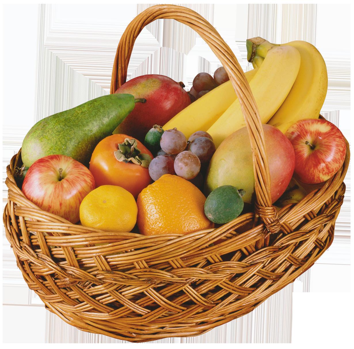 Plate clipart fruit basket #13
