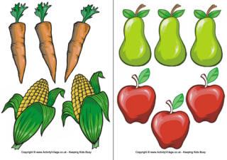 Plate clipart fruit basket #11