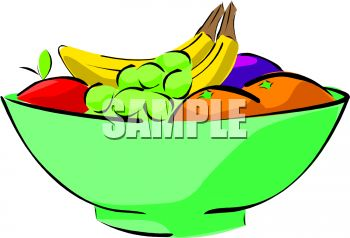 Bowl clipart animated #15