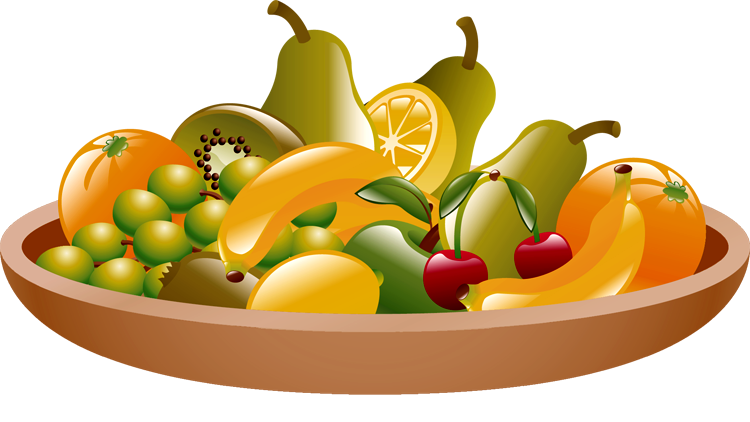 Snack clipart fruits and veggy Free Fruit Art Art Fruit
