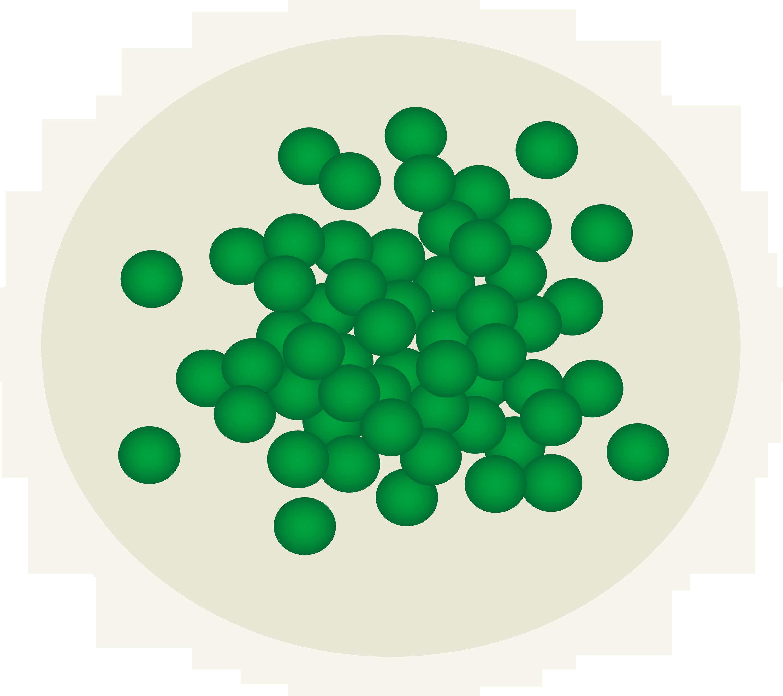 Pea clipart cartoon Plate Free Green Plate Peas