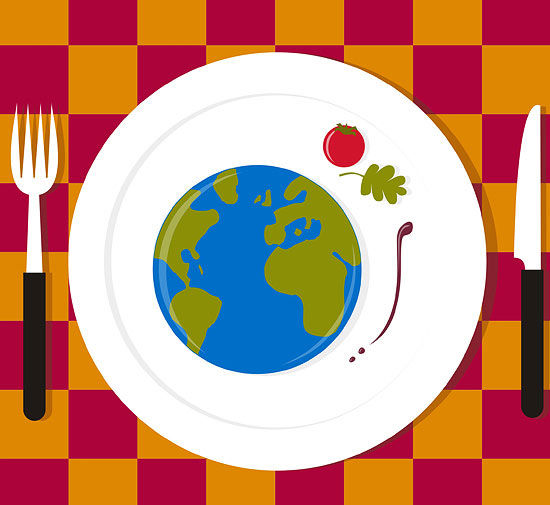 Plate clipart kid set table #7