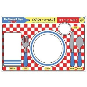 Plate clipart kid set table #14