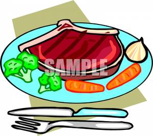 Steak clipart plate food Clipart Healthy Panda Plate healthy%20plate%20of%20food%20clipart