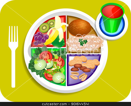 Cart clipart dish Plate images: vector Similar stock
