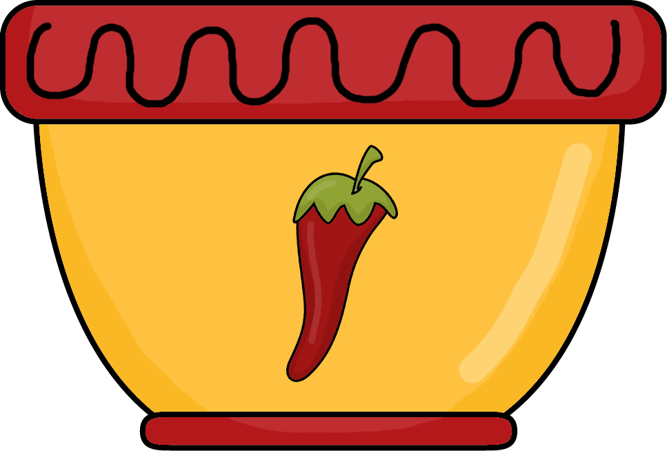 Bowl clipart mexican #1