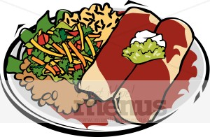 Plate clipart mexican food Art plate (29+) clip food