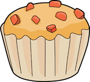 Plate clipart muffin 66 Muffin Clipart Free Size: