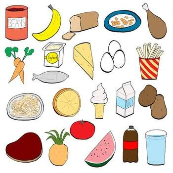 Grain clipart healthy meal Clip for  Fantastic Healthy