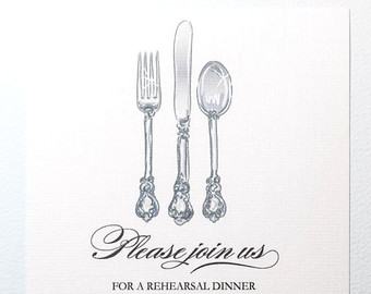 Cutlery clipart rehearsal dinner Printable Alabama Steel Skyline Skyline