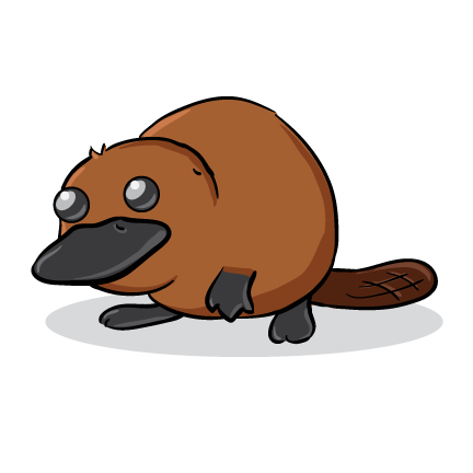 Platypus clipart 5 download free 2 images