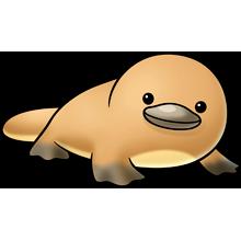 Platypus clipart Pinterest art fluff favourites Platypus