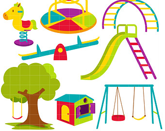 Outside clipart preschool playground Clipart Images Playground Playground