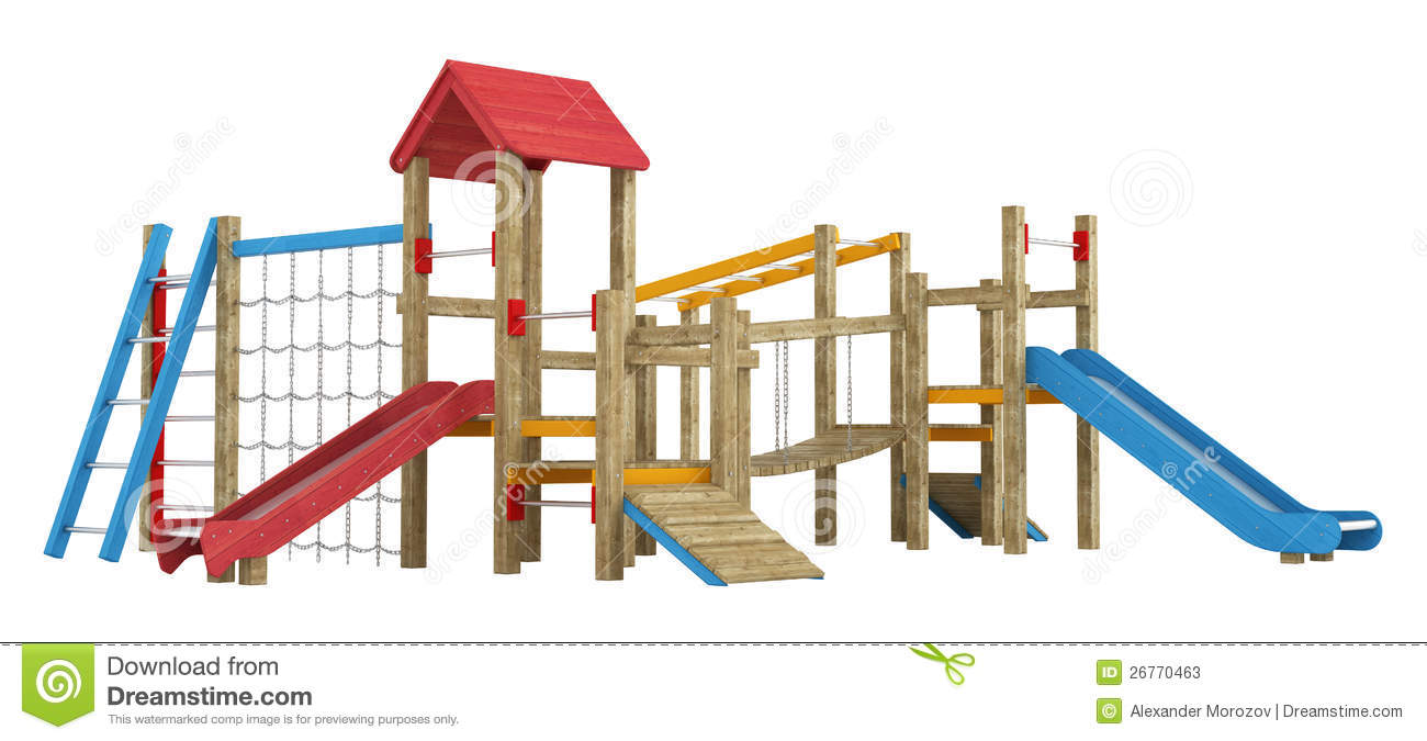 Playground clipart adventure playground #6