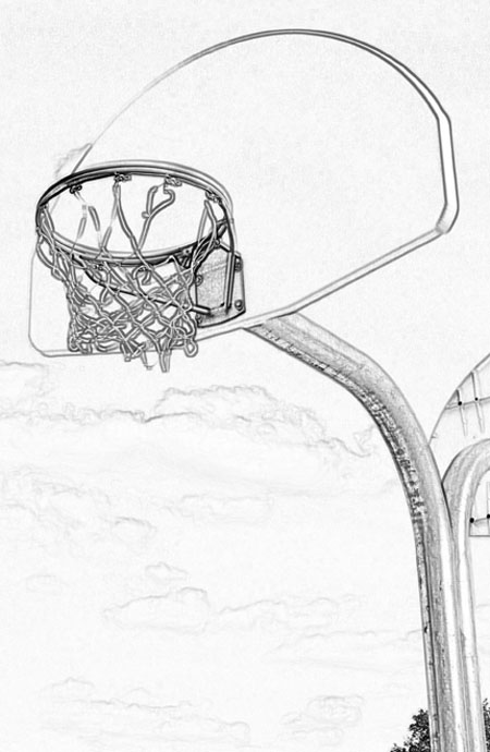 Playground clipart basketball goal Hoop on php?image=basketball playground free