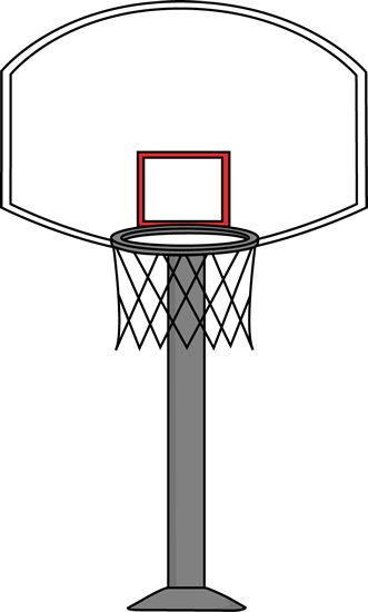 Playground clipart basketball goal A on Best art post