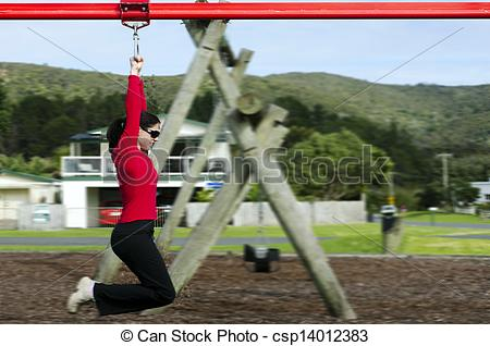 Playground clipart flying fox #9